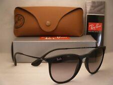 Ray Ban 4171 Erika Matte Black w Grey Gradient Lens (RB4171 622/8G)