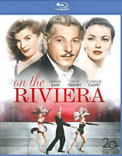 on the RIVIERA (Blu-Ray Disc), <<<BRAND NEW!!>>> (FREE SHIPPING!!) Danny Kaye