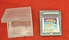 Nintendo Gameboy Mr Chin's w Case Cartridge Game Pre-Played 4649
