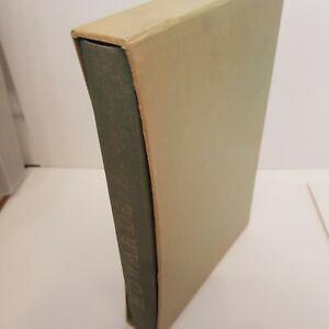 Folio Society Howards End 1973 Book Slip Case