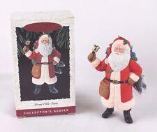 Hallmark Keepsake Ornament Merry Olde Santa Collector's Series No. 4 Bell Ringer