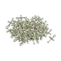 50 Stücke Kreuz Charme Anhänger Für DIY Armband Halskette Ohrringe Schmuck,