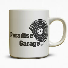 Paradise Garage Mug   HOUSE MUSIC WAREHOUSE LARRY LEVAN