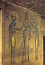 BR3107 Abu Simbel , Small Temple: Coronation of Queen Nefertari  egypt