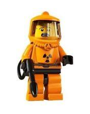 "LEGO MINIFIGURES SERIES 4 (8804) The ""HAZMAT GUY"" ~ (SEALED PACK) - 2011"