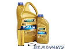 Ram 1500 Motor Oil Change Kit - 2013-13 - 3.6L - 5w20