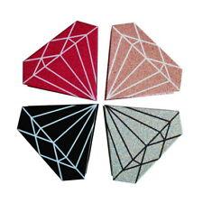 Wholesale Glitter Lash Packaging Diamond Eyelash Boxes with Lash Holders 4pcs