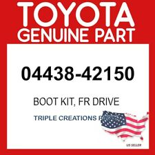 TOYOTA GENUINE 0443842150 BOOT KIT, FR DRIVE 04438-42150