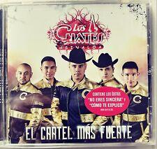 LOS CUATES DE SINALOA - EL CARTEL MAS FUERTE (2015-2016 BRAND NEW CD)
