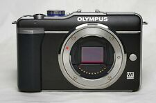 Olympus Pen E-PL1 12MP Digital Camera (Black) Body Only