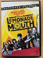 Limonata Bocca DVD ~2011 Walt Disney Adolescente/Famiglia Musicale Edizione