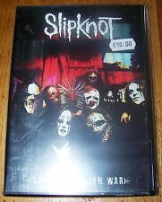 SLIPKNOT South American War - DVD