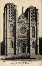 CPA  Saint-Malo - L'Église de Rocabey prés Saint-Malo  (584867)