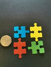 20 Autism Jigsaw Die Cut Card Topper Scrapbook