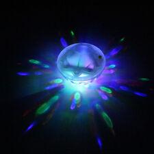 Schwimmen Unterwasser LED Disco Licht Show Schwimmbad Bunt Projektionslampe