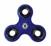 Official Licensed Chelsea FC Finger Fidget Spinner Diztracto Spinnerz