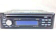 clarion db336mp cd mp3 receiver car radio high power 50w x4 detachable face  euc