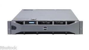 Dell PowerEdge R815 2 x AMD 4284 Eight Core 3.000GHz 64GB 8 x 600GB 15K Server