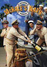 McHale's Navy: Season Three [New DVD] Slim Pack, Slipsleeve Packaging,