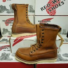 VINTAGE* RED WING SHOES 877 men's leather boot UK 5,5 US 6,5 EUR 38,5 (pv:299€)
