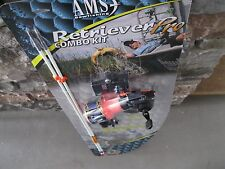AMS BOWFISHING RETREIVER PRO COMBO KIT  LEFT HAND  W /ARROWS 610-CMB-LH