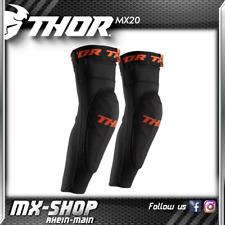 THOR COMP XP Ellbogenschützer Gr. L/XL Schwarz Motocross MTB Enduro
