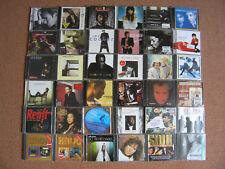 Musik-CD-Sammlung, 104 Stück, Rock, Pop, Klassik, Jazz, Soul...