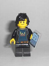 LEGO Ninjago - Cole (70657) - Figur Minifigur City Hafen Docks Lloyd Wu 70657