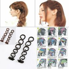 Weave Make Up Band Bun Hair Tool Fashion Hook Braiding Accessories Styling