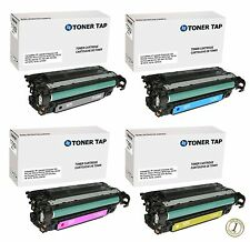 Toner Tap Compatible for HP CE400X, CE401A, CE402A, CE403A, HP 507X, HP 507A
