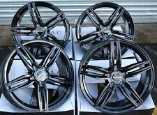 """18"""" GB Venom Alloy Wheels Fits BMW 1 Series E81 E82 E87 E88 F20 F21 F40 WR"""