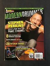 Modern Drummer Magazine December 2006 Stephen Perkins