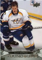 11/12 UPPER DECK YOUNG GUNS ROOKIE RC #224 BLAKE GEOFFRION PREDATORS *29309