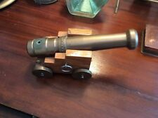 Cannon Signal Bronze Artillery black powder