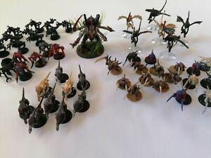 Warhammer 40k Tyranid Army - Swarmlord and Troops Bundle