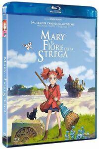 Mary E Il Fiore Della Strega - blu-ray