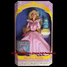 DISNEY MATTEL PRINCESS STORIES COLLECTION SLEEPING BEAUTY DOLL NRFB *MINT IN BOX