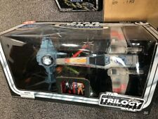 STAR WARS OTC ORIGINAL TRILOGY COLLECTION X-WING AND TIE FIGHTER BNIB