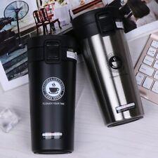 Thermos Travel Coffee Mug Stainless Steel Tea Cup Tumbler Vacuum Flask Bottle