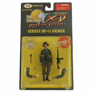 21st Century Toys Ultimate Soldier XD German MP-44 Soldier - 1:18 Scale WWII THG