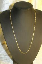 Kette Gold  18 Karat 750  Halskette  54 cm  *8134