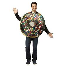 Rasta Imposta 68296f Mens Get Real Doughnut Costume
