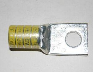 NEW One T&B BLACKBURN CTL250-12 copper compression lug connector yellow 250 MCM