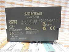 6ES7-138-4CA01-0AA0 MODULE PM-E 24V DC W/DIAGNO ET200S