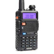 BaoFeng UV-5R 5W WalkieTalkie 136-174&400-520MHz Dual Band VHF/UHF Two-Way Radio