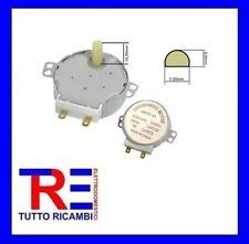 MOTORE TRASCINATORE PIATTO MICROONDE ALBERINO 14MM 220V-4W-50/60Hz 5 GIRI MINUTO