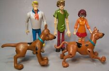 Super Group of Scooby-Doo Character Figures