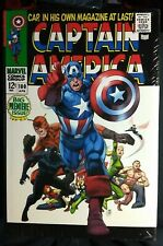 MARVEL CAPTAIN AMERICA OMNIBUS Vol 1 by THOMAS LEE HARDCOVER NEW FACTORY SEALED