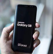 Samsung Galaxy S8  - 64GB  - Midnight Black (Unlocked) Excellent Condition