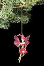 ornement de l'arbre Noël - étoile ELFE AVEC Jaune Bas - Décoration
